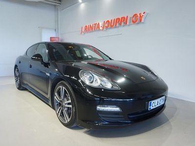 käytetty Porsche Panamera 2