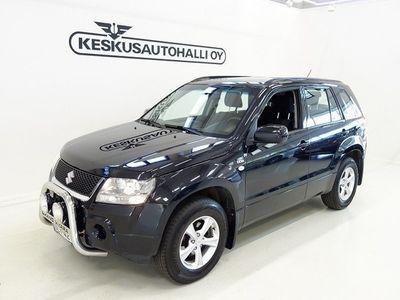käytetty Suzuki Grand Vitara 1,9 DDiS JLX - Korko 1,99% + kulut
