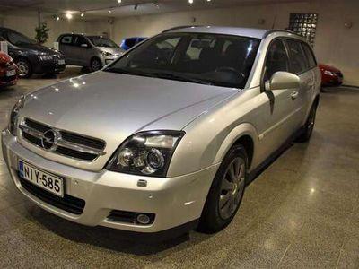 käytetty Opel Vectra 1,9 CDTI (150hv) Elegance 4d Active Select