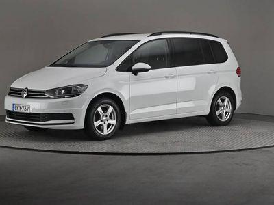 käytetty VW Touran Comfortline 1,6 TDI 85 DSG- Webasto, Vetokoukku, Navi-
