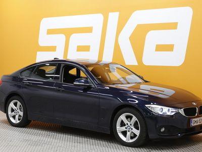 käytetty BMW 420 Gran Coupé d F36 A xDrive Edition