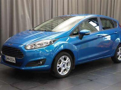 käytetty Ford Fiesta 1,0 EcoBoost 125hv A7 Titanium 5-ovinen - Korko 0,95%*! Ensimmäinen erä maaliskuussa 2021!! -