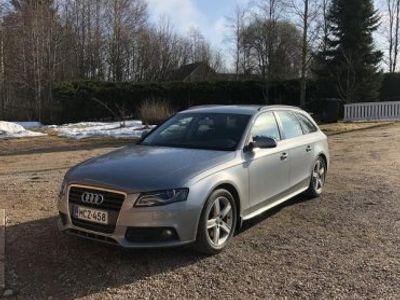 käytetty Audi A4 2.0tdi 2010
