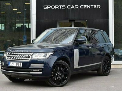 käytetty Land Rover Range Rover SDV8 Autobiography Täysvarustelulla & 2x Renkaat! Hieronta, TV & Takanäytöt, Lasikatto, Ajoavustimet