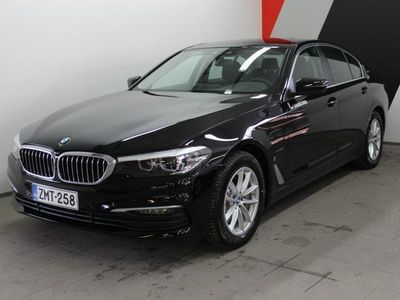 käytetty BMW 530 5-SARJA e Sedan Plug-in Hybrid Automaatti Charged Edition