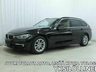 käytetty BMW 320 3-sarja F31 Touring d A ED Business Luxury *HUIPPUVARUSTEET, KATSO LISTA!*