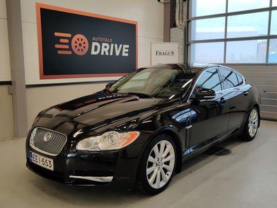käytetty Jaguar XF 3,0 D S 275hv Premium Luxury *BOWERS&WILKINS*KEYLESSGO*HUIPPUVARUSTEET !