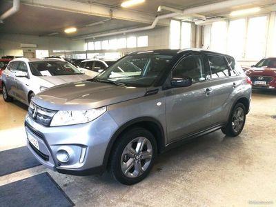 käytetty Suzuki Vitara 1.6 VVT 4WD GL+ 5MT
