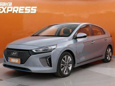 käytetty Hyundai Ioniq hybrid DCT Premium plus ** Lämpöratti / Navi / Infinity-ääni / Xenon / AppleCarPlay **