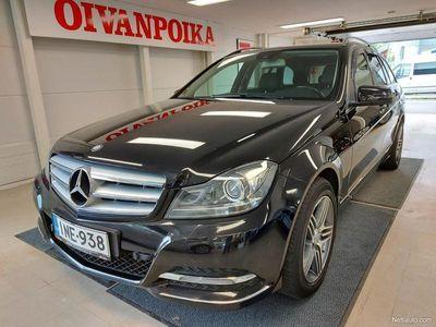 käytetty Mercedes C200 T CDI A Avantgarde Takuu1v./20tkm! Huoltokirja, Xenonit, Navi, Vetokoukku, 2xrenkaat, Cruise, Mo