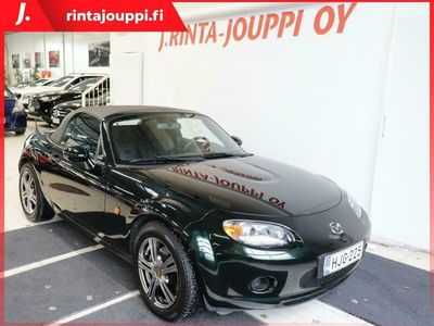 käytetty Mazda MX5 Roadster Coupe 1,8 Business 5MT 2d M41