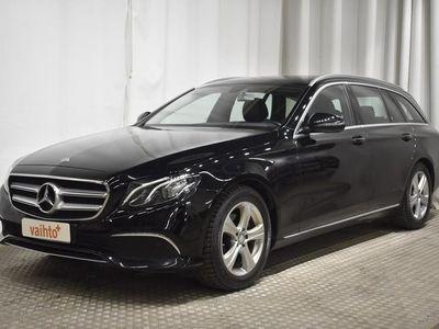käytetty Mercedes E220 T A Premium Business