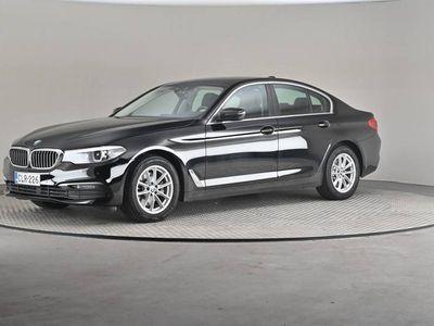 käytetty BMW 520 5 Serie G30 Sedan d A xDrive Bsn Comfort- Nahat, Webasto, Comfort Access-