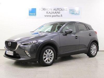 käytetty Mazda CX-3 2,0 120 hv SKYACTIV-G Premium+ EA3