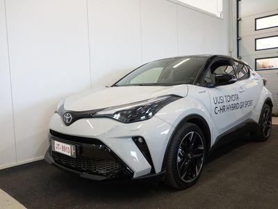 käytetty Toyota C-HR 1,8 Hybrid GR Sport