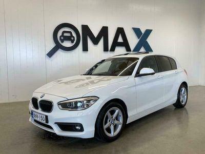 käytetty BMW 118 118 F20 Hatchback i A Business / LED-ajovalot / Kattoluukku / Suomi-auto / Peruutuskamera /