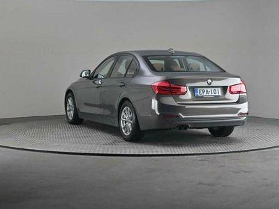 käytetty BMW 320 3 Serie F30 Sedan d A ED Bsn Excl Sport -Sportti nahat, Harman Kardon-