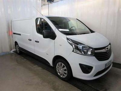 käytetty Opel Vivaro Van Edition L2H1 1,6 CDTI Bi Turbo ecoFLEX