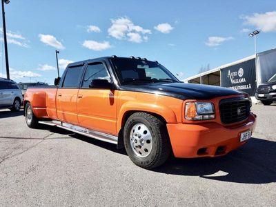 """käytetty Chevrolet Silverado Silverado Chevy """"Cowboy Cadillac"""" 3500Pickup 6.5 TDsl ECab A"""