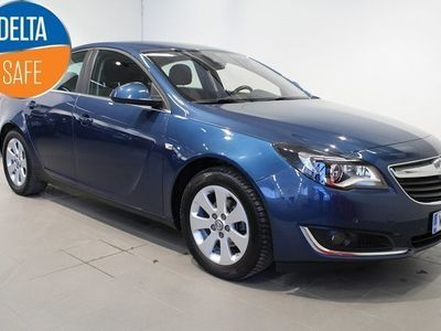 käytetty Opel Insignia 5-ov Edition 1,6 Turbo ecoFLEX Start/Stop 125kW MT6
