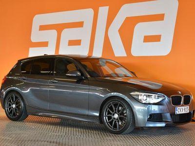 käytetty BMW 118 118 F20 Hatchback d TwinPower Turbo xDrive M-Sport ** GSM Webasto / Xenon / H&R / Tutkat **