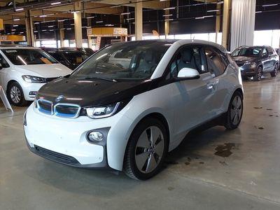 käytetty BMW i3 60Ah REX ** 1-om / Harman/Kardon / Driving Assistant Plus / Lasikattoluukku / LED-ajovalot / Peruutu