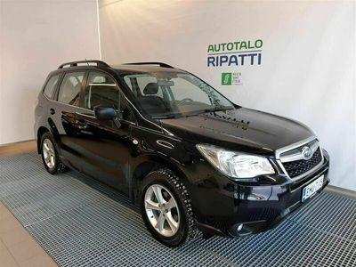käytetty Subaru Forester 2,0i X CVT 4WD, Oikea Neliveto *** Rahoituskorko nyt vain 0,99% ILMAN MUITA KULUJA