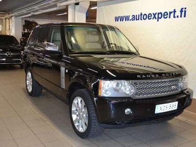 käytetty Land Rover Range Rover 4,2 V8 Supercharged Aut. Juuri katsastettu!!