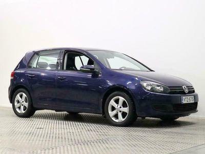 käytetty VW Golf Comfort Plus 1,2 TSI 77 kW / KORKOKAMPANJA 0.49%!! / Vakkari / Juuri huollettu! / Bluetooth / Lohko+sisäp. / Ptutka