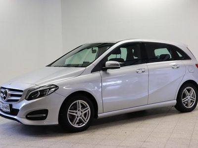 käytetty Mercedes B180 Automatic Edition (MY17) - Vaihtoehto uudelle!