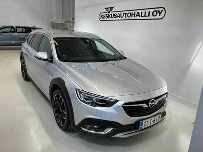 käytetty Opel Insignia Country Tourer 1,5 Turbo 121kW AT6 - Vain 5 Päivää 0.99%+kulut 24.4 asti