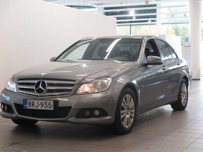 käytetty Mercedes C200 CDI BE A PREMIUM BUSINESS