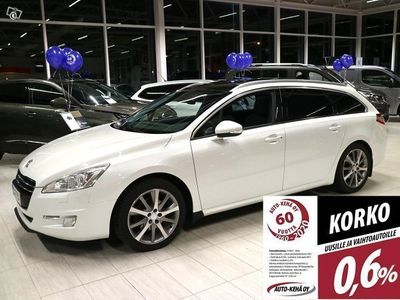 käytetty Peugeot 508 SW Active THP 156 Limited