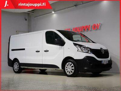 käytetty Renault Trafic dCi 125 TwinTurbo L2H1 6,0 m3 Navi Edition *ALV-Väh.kelp. / Polt. lämmitin / Kamera / Navi / Koukku*
