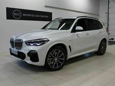 käytetty BMW X5 G05 xDrive30d A M-sport, Night Vision, Active Cruise, H/K, HUD, Lisälämmitin, Tehdasvetokoukku, 360°
