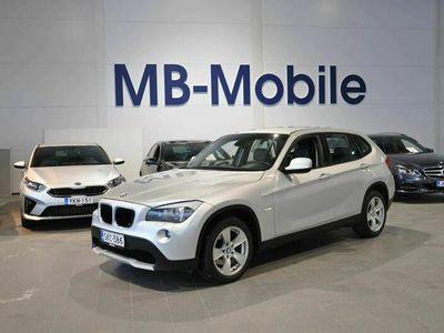 käytetty BMW X1 A E84 SAV Business / Neliveto / Merkkihuollettu / Suomi-auto