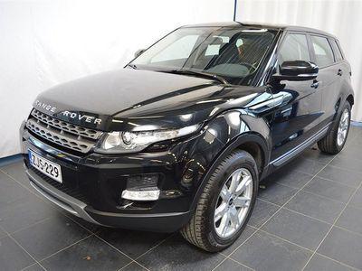 käytetty Land Rover Range Rover evoque 2,2 TD4 Pure Webastolla + kaukosäätimellä