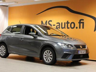 käytetty Seat Ibiza 1,0 EcoTSI 95 Style #Takuuvoimassa #Vähänajettu #Taloudellinen #Vakkari