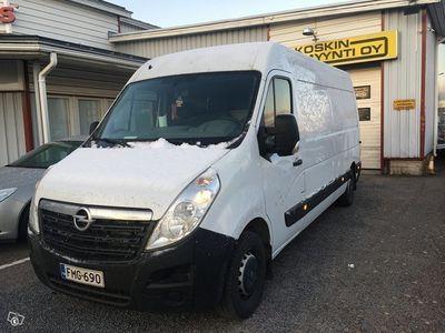 käytetty Opel Movano
