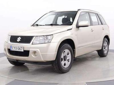 käytetty Suzuki Grand Vitara 2,0 4WD 5d A/C - #KUNNONNELIVETO#KOUKKU#KYSY TOMMIA 0405524633#