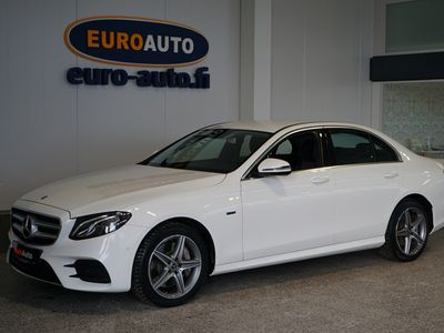 käytetty Mercedes E350 EAut. AMG-Styling Premium Business,9G-TRONIC, LED HIGH PERFORMANCE, NAVI, PERUUTUSKAMERA, TOUCHP