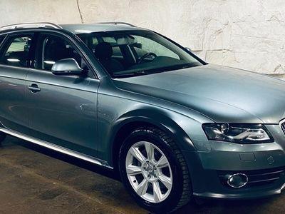 käytetty Audi A4 Allroad 2,0 TFSI 155 quattro S/S! Suomi! Täydell.H-Kirja! Xenon! Sportpenkit! Koukku! Hieno! *Jopa ilman käsirahaa!*