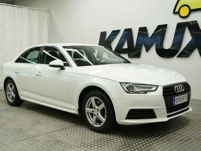 käytetty Audi A4 Sedan Business 2,0 TFSI 140 kW S tronic/ KEYLESS / Lohkis / Suomi-auto/ ALV