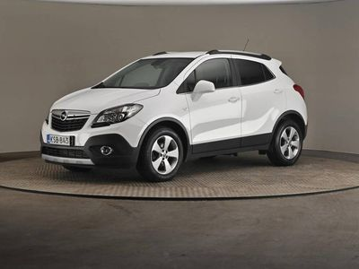 käytetty Opel Mokka 5-ov Cosmo 1,6 CDTI 100 A-Webasto, Nahkaverhoilu-