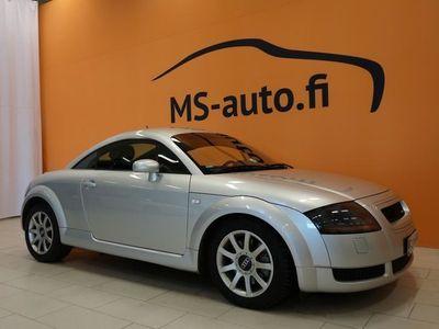 käytetty Audi TT 1.8T QUATTRO #El classico #Katsastettu 1/20