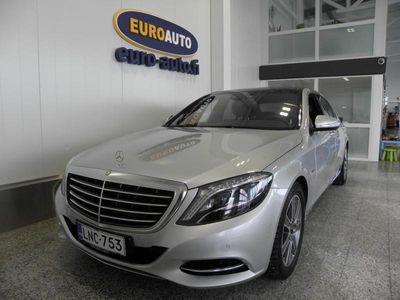 käytetty Mercedes S500 333HV Plug-In Hybrid L, SUPER SIISTI SUOMI AUTO, PERUUTUSKAMERA, NAVI, BLUETOOTH, PANORAMA, HUOLENPITOSOPIMUS