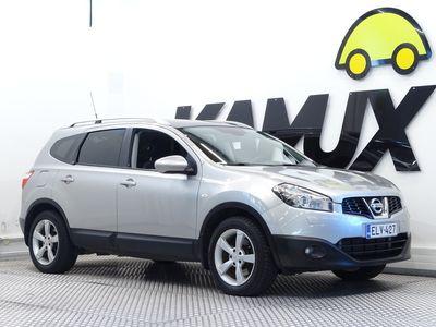käytetty Nissan Qashqai +2 2,0dCi DPF Acenta 2WD 6M/T MY11