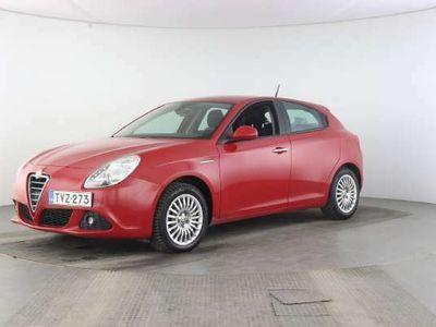 käytetty Alfa Romeo Giulietta Turismo 1,4 T-jet 120hv Bensiini - ROHKEASTI KAUNIS