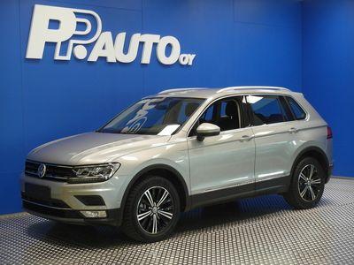 käytetty VW Tiguan Highline 2,0 TSI 132 kW (180 hv) 4MOTION DSG-automaatti - Korko 1,5%+kulut Ensimmäinen erä helmikuussa...