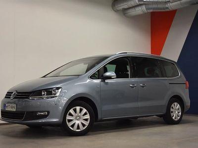 käytetty VW Sharan Cup-edition 2,0 TDI 103 kW (140 hv) BlueMotion Technology DSG-automaatti MYT-999 | Laakkonen
